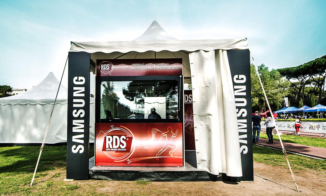RDS Live Broadcast – Roma