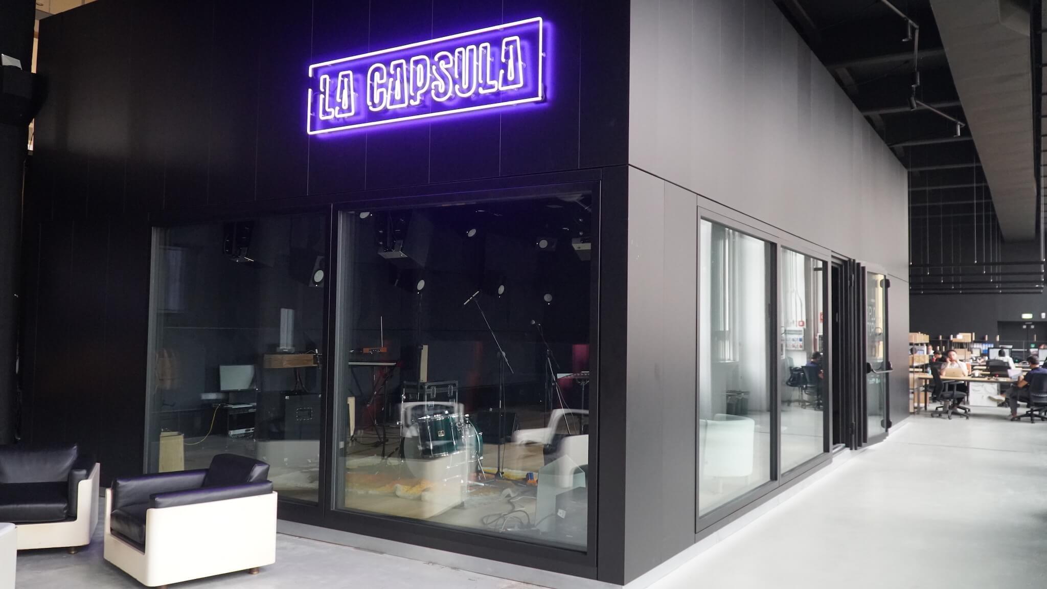 Capsula – BASE Milan