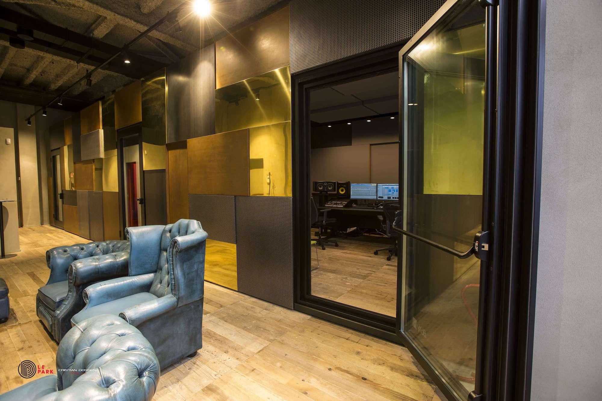 Warner Chappel Music Studios Italy