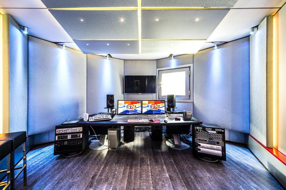 RDS Studios – Rome